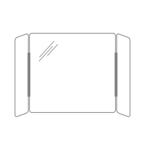 3-Pc Modular Shield Kit